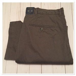 Club Room Men's Olive Dress Pants